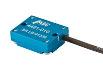 ASC 4425 单轴电容式加速度传感器
