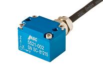 ASC 5521 三轴电容式加速度传感器