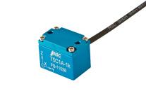 ASC 75C1A 压阻式三轴加速度传感器(碰撞实验)