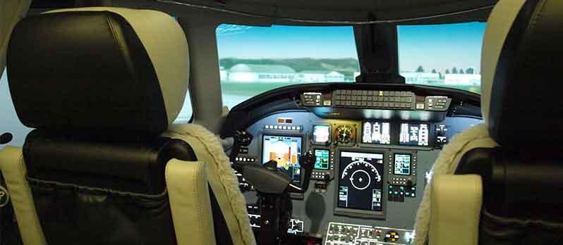 飞行模拟器应用案例